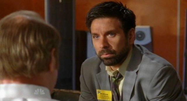 Chuck S5x05 - Morgan shares his plan with Jeff