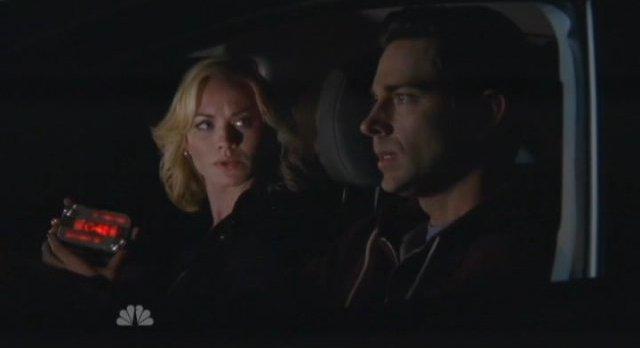 Chuck S5x05 - Sarah soothes Chuck