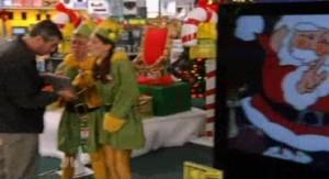 Chuck S5x07 - Buy More elves