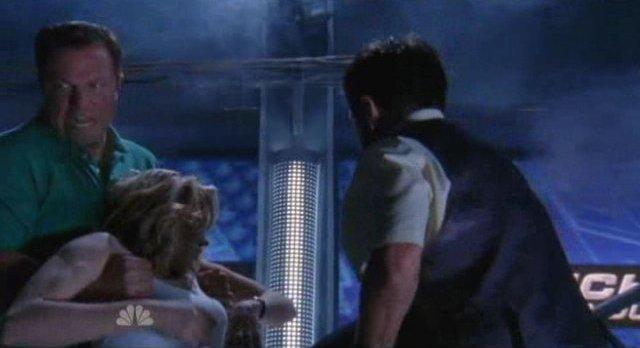 Chuck S5x07 - Casey and Morgan save Sarah