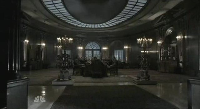 Chuck S5x08 - At the Budapest mansion five years ago