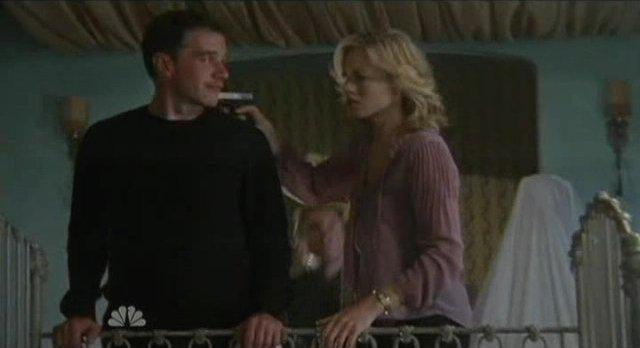 Chuck S5x08 - Ryker captures Sarah