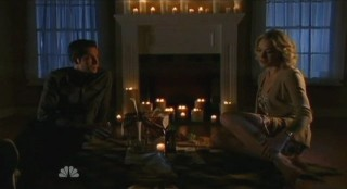 Chuck S5x08 - Sarah and Chuck back at the dream house