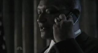 Chuck S5x08 - Tony Todd as the CIA Director