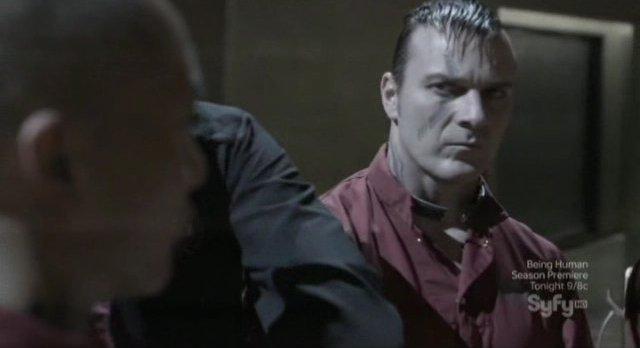 Continuum S1x01 - Mike Dopud as Stefan Jaworski