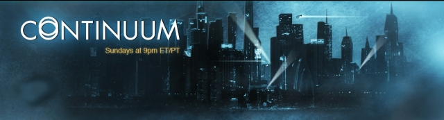 Continuum Arrives via Syfy Wormhole in the USA!
