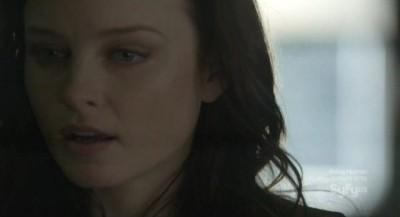 Continuum S1x03 - Rachel Nichols as Kiera Cameron