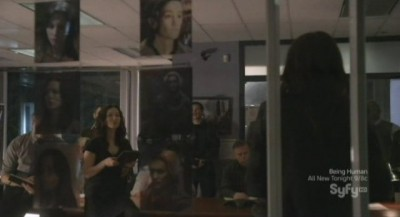 Continuum S1x03 - Betty Robertson now believes in Kiera because of her deep cover