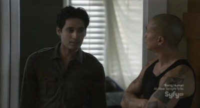 Continuum S1x03 - Kellog and Chen are not getting along