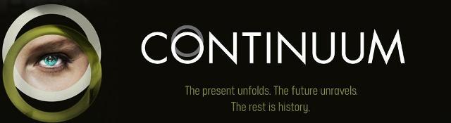Continuum Logo Season 3 Showcase
