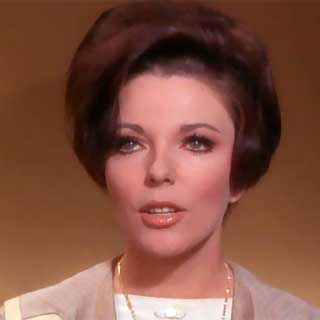 Star Trek - Joan Collins as Edith Keeler from The City on the Edge of Forever