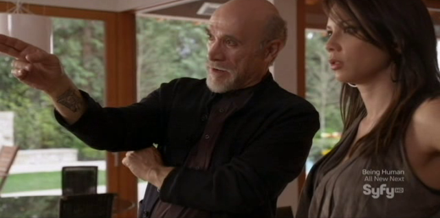 Continuum S1x09 - Family Time - Kagame and Sonya