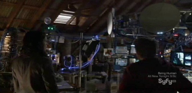 Continuum S1x09 - Family Time - Kiera sees the setup