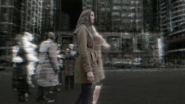 Continuum 2X01 Kieras holgraphic experience