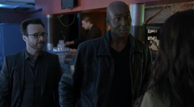 Continuum 2X01 leader chats with Kiera