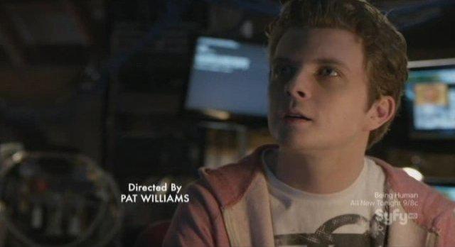 Continuum S1x10 - Alec cuts Kiera off to go find his terrorist brother Julian