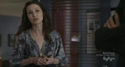Continuum S1x10 - Betty Robertson joins the meeting with new disturbing facts