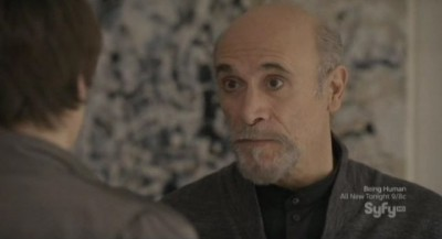 Continuum S1x10 - Kagame has a chat with Julian on what must be done to stop the corporations