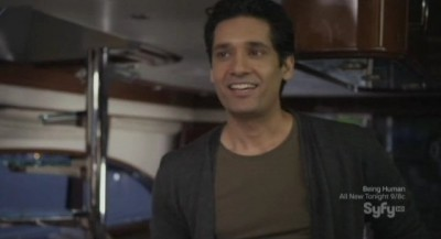 Continuum S1x10 - Kellog smugly says that Kiera will be back