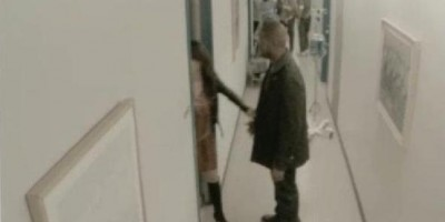 Continuum S2x02 - Travis and-Sonya at the hospital