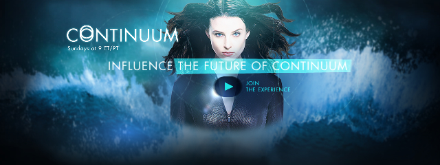 Continuum Season 2 Showcase banner - Click to learn more at the official Showcase Canada web site!
