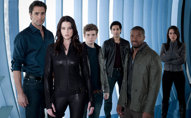 Continuum team influence social media cast banner - Image courtesy Showcase Canada - Click to learn more!