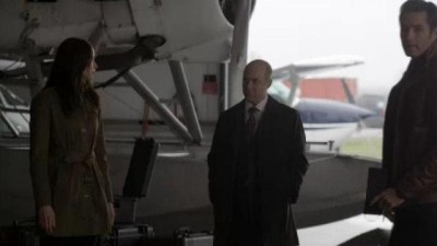 Continuum S2x03 - Dead coalition Kings all over the airport