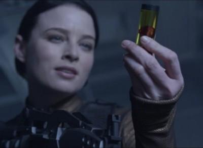 Continuum S2x03 - Kiera has the vial