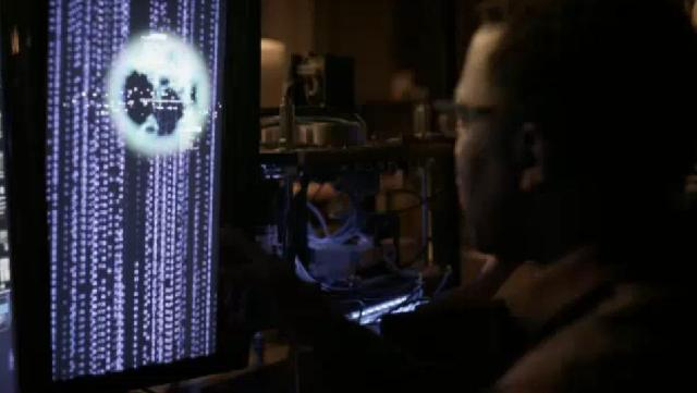 Continuum S2X04Lucas eyes an anomaly