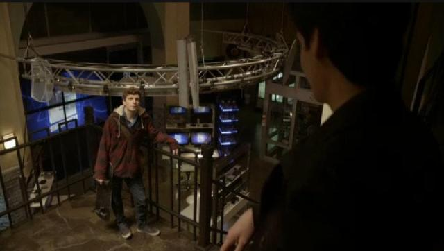 Continuum S2x05 - New place