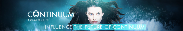 Continuum Season 2 Showcase banner - Click to learn more at the official web site