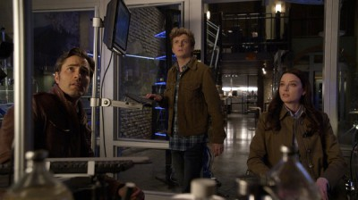 Continuum - S2x06 - On the case