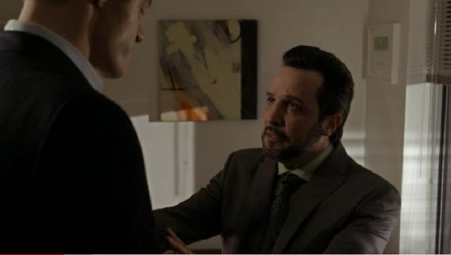 ContinuumS03X02 Martin and Solomon have a chat