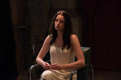 Continuum S3x01 - Kiera faces new challenges - image courtesy Syfy Public Relations