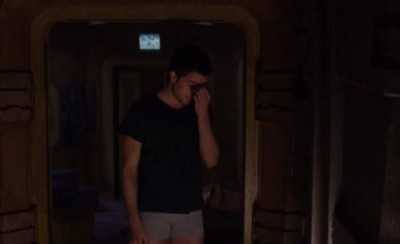 Dark Matter S1x01 A good idea to wear pants says Two to One