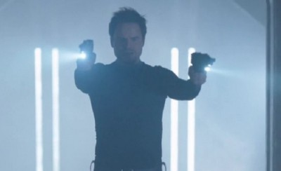 Dark Matter S1x01 Anthony Lemke as Three aka Marcus Boone