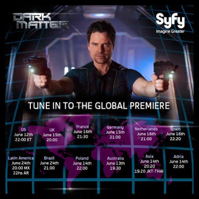Dark Matter premiere dates via TJ Scott