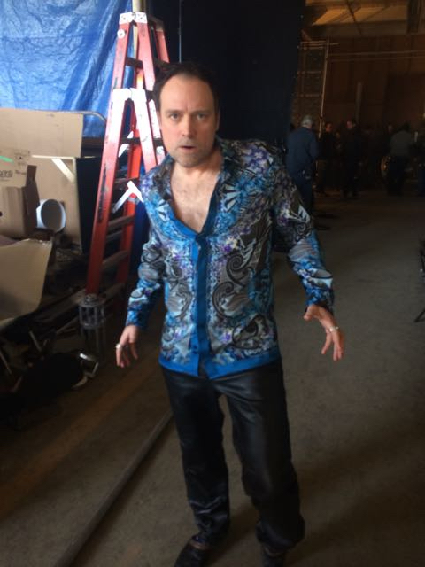 Dark Matter S01x05 David Hewlett