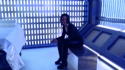 Dark Matter S01x05 Two in quarantine