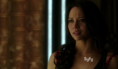 Dark Matter S1x03 Melissa O'Neill as Two