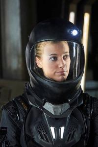 Zoie Palmer as The Andoid