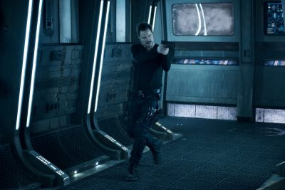 Dark Matter S2x03 Anthony Lemke as Three
