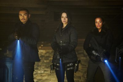 Dark Matter S2x05 Two Boss in control!