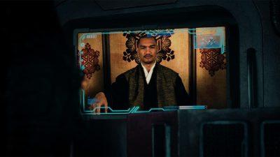 Four as Emperor Ishida Ryo of Zairon