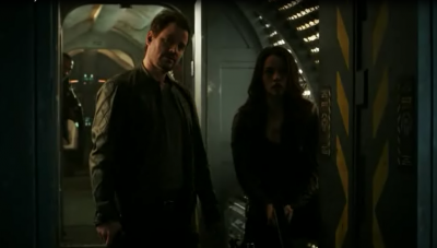 Dark Matter S2x06 We are onboard