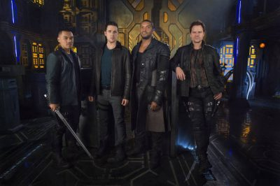Dark Matter male cast members