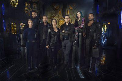 Dark Matter main cast members