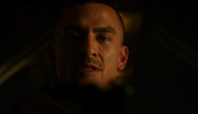 Dark Matter S3x04 Emperor Ryo sends Ash the assassin to kill Three