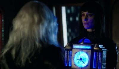 Dark Matter S3x04 The Android in the distant future with time loop device