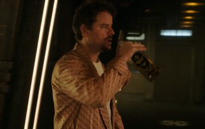 Dark Matter S3x04 Three wakes up drinking